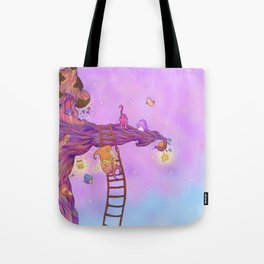 The Star keeper Tote Bag