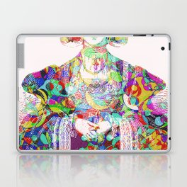 Anne of Cleves Laptop & iPad Skin