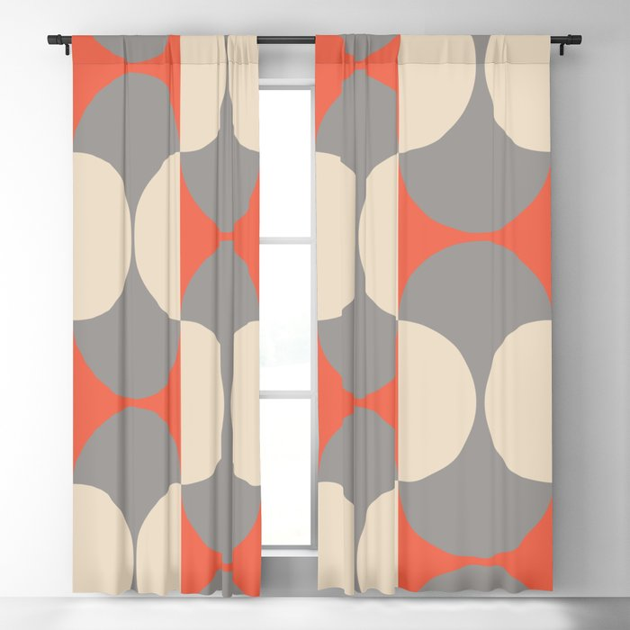 Capsule Farmhouse Blackout Curtain