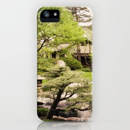 A Place of Peace iPhone Case