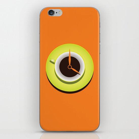 It's Coffee Time iPhone & iPod Skin