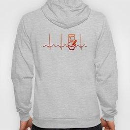 PHARMACIST HEARTBEAT Hoody