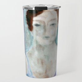 Woman Travel Mug