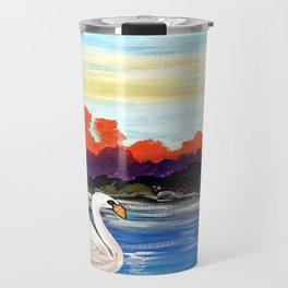 Swan Life Travel Mug
