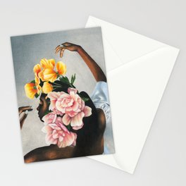 Floral study Stationery Cards