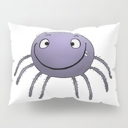 Spider Smile Pillow Sham