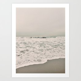 Mornings with Venice Two Art Print