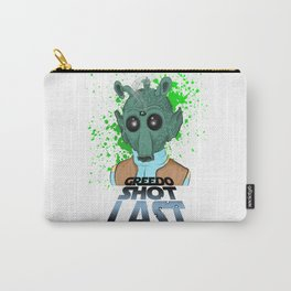 Greedo Shot Last Carry-All Pouch