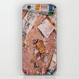 Paints iPhone Skin