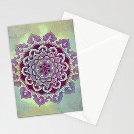 Hipnotic Mandala Design Stationery Cards