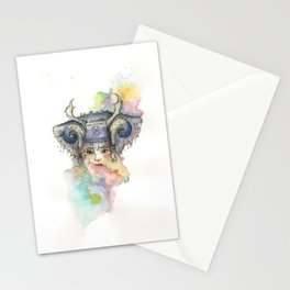 Color Me Hmong Stationery Cards