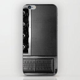 Tune In iPhone Skin