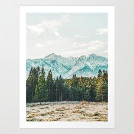 Winter Weather #photography #nature Art Print