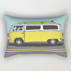 Surf Series | The Search Rectangular Pillow