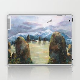Stone Circle Laptop & iPad Skin