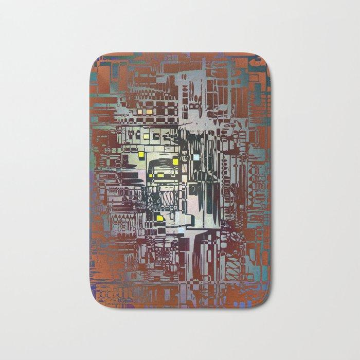 Where Are YOU - 2 / Density III Bath Mat