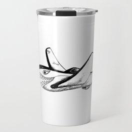 Airborne Spitfire Travel Mug