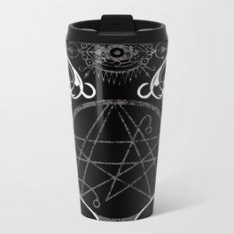 Respect Your Elder Gods Metal Travel Mug