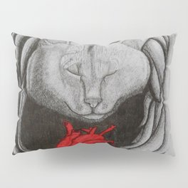 My Heart will Find Refuge in Your Wings Pillow Sham