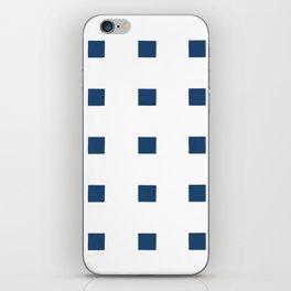 Aegean Squares iPhone Skin
