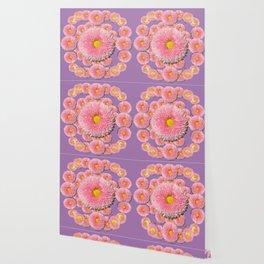 Spring Mandala Wallpaper