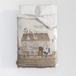 little ark Comforters