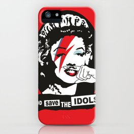 Idols iPhone Case