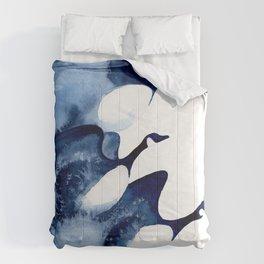 Geese Flight Comforters