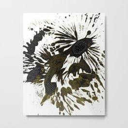 Imprints Of Nature Series - 1751.MP-4.011514 Metal Print