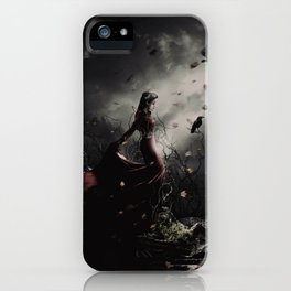 World of Darkness iPhone Case