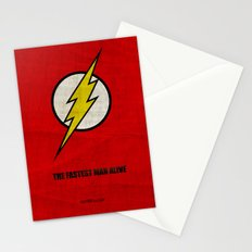 Flash (Super Minimalist series) Stationery Cards