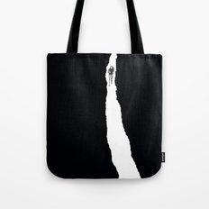 Paper Trail Tote Bag