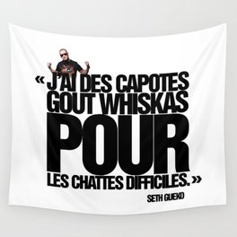 Punchline #1 Wall Tapestry