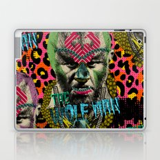 The Wolf Man Laptop & iPad Skin