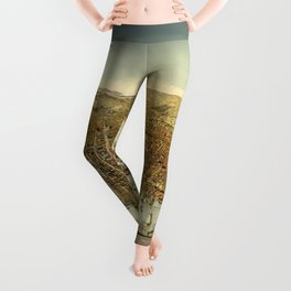 San Francisco Waterfront Leggings