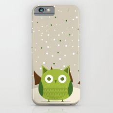 Cute owl iPhone 6s Slim Case
