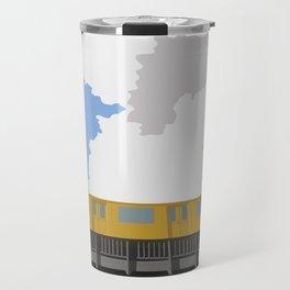 Travelling without moving. Travel Mug