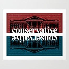 Conservative Art Print