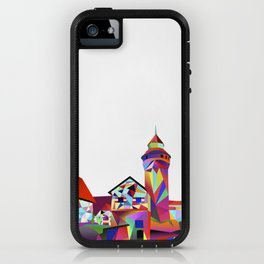 Sinwellturm Nuremberg iPhone Case