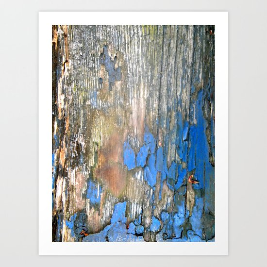 Feeling Abstract Art Print