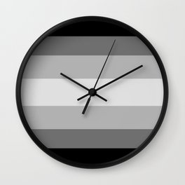 Solid Wall Clock