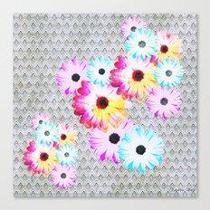 Pop [Happy field] Canvas Print
