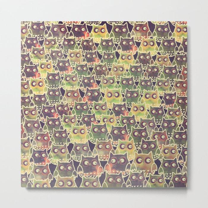 owl-83 Metal Print