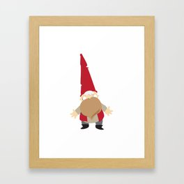 gnomie Framed Art Print