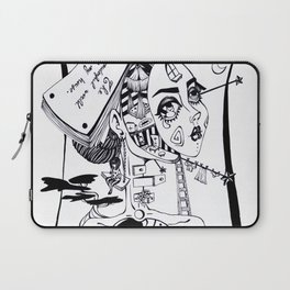 In my place Laptop Sleeve