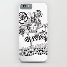 Chill Lady iPhone 6s Slim Case