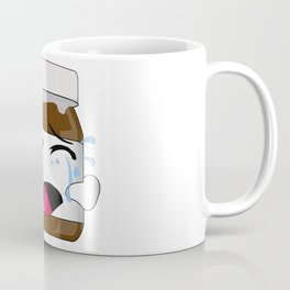 Nutella expression mood nutCry Coffee Mug