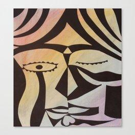 Winky Canvas Print
