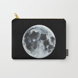 Full Moon Painting Carry-All Pouch