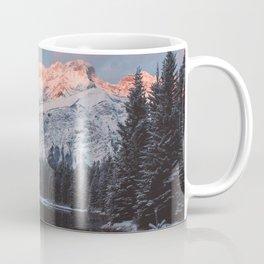 Mount Cascade Coffee Mug